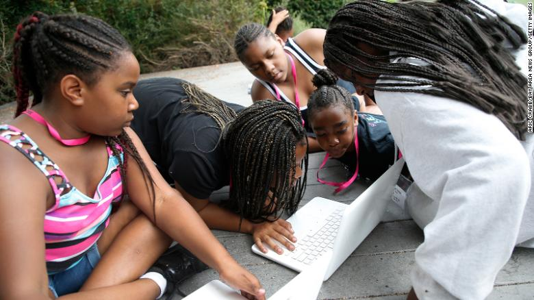 Video gaming association commits $1 million to support Black Girls Code