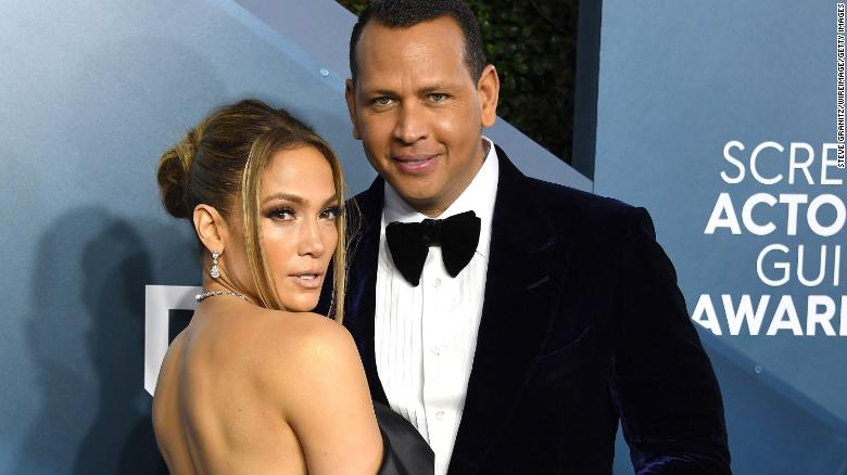 Jennifer Lopez and Alex Rodriguez split