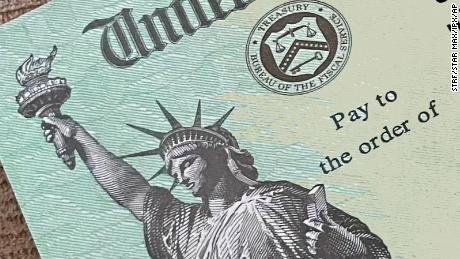 Why you can't yet withdraw that stimulus payment sitting in your bank account