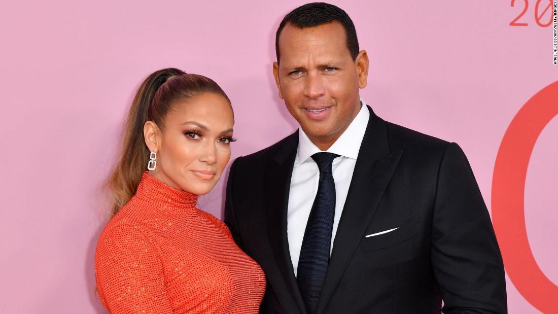 Jennifer Lopez and Alex Rodriguez announce breakup in new statement