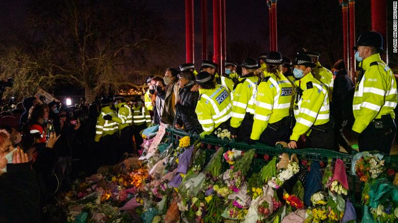 The report was released days after another one cleared the Metropolitan Police of wrongdoing in the policing of a vigil for a murdered woman.
