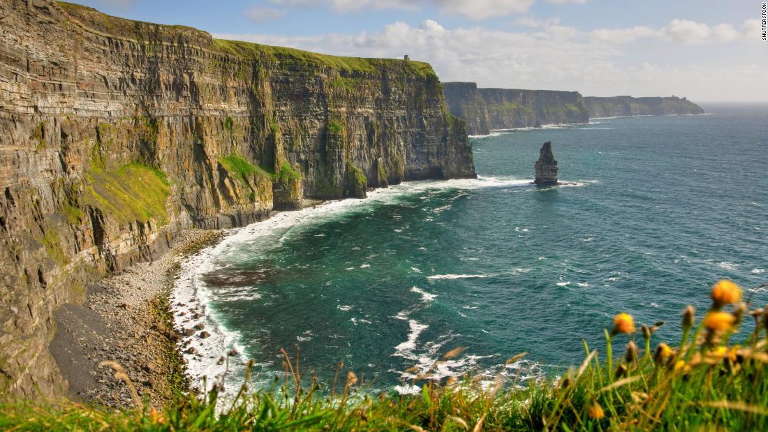 Scandalous story of Ireland's naked female statues