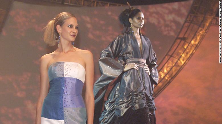 Jessica McClintock, fashion designer, dies aged 90