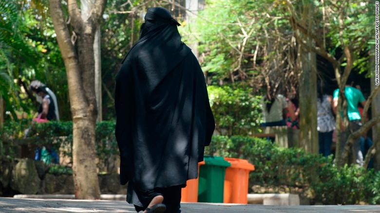 Sri Lanka to ban burqas and shut Islamic schools for 'national security'
