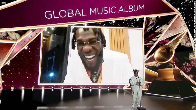 Why Burna Boy's Grammy Award is a 'big win for Africa' and its music stars
