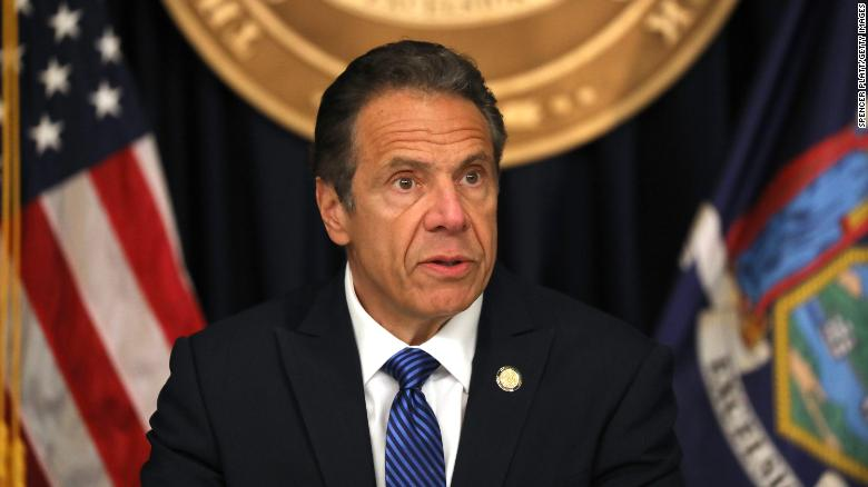 50% of New York voters say Cuomo should not immediately resign, poll finds