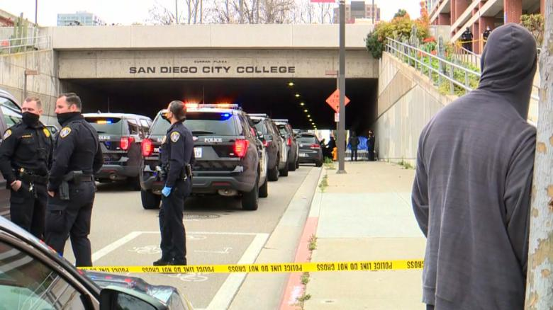 Driver hits upwards of 8 people, causing possible fatalities in downtown San Diego, police say