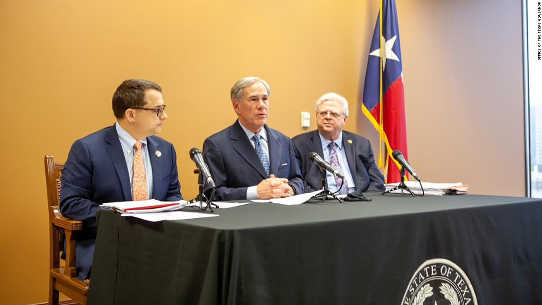 Texas GOP rolls out series of bills to restrict voting