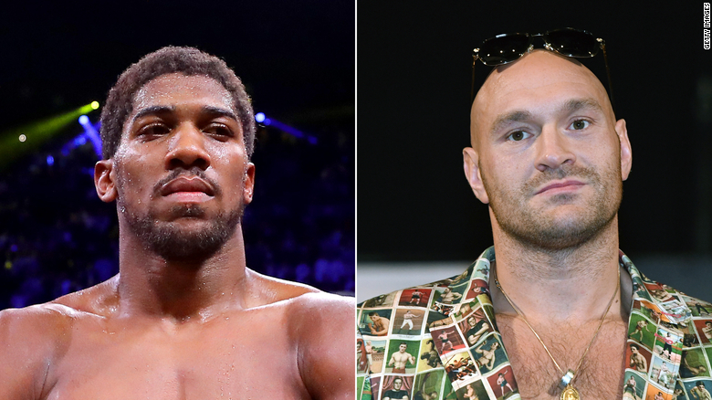Anthony Joshua and Tyson Fury agree to meet in long-awaited boxing match, per reports