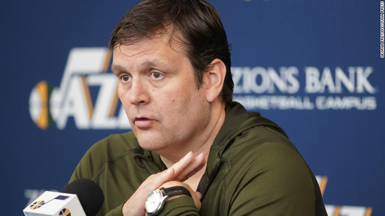 NBA investigation unable to determine if Utah Jazz executive made alleged racially insensitive comments