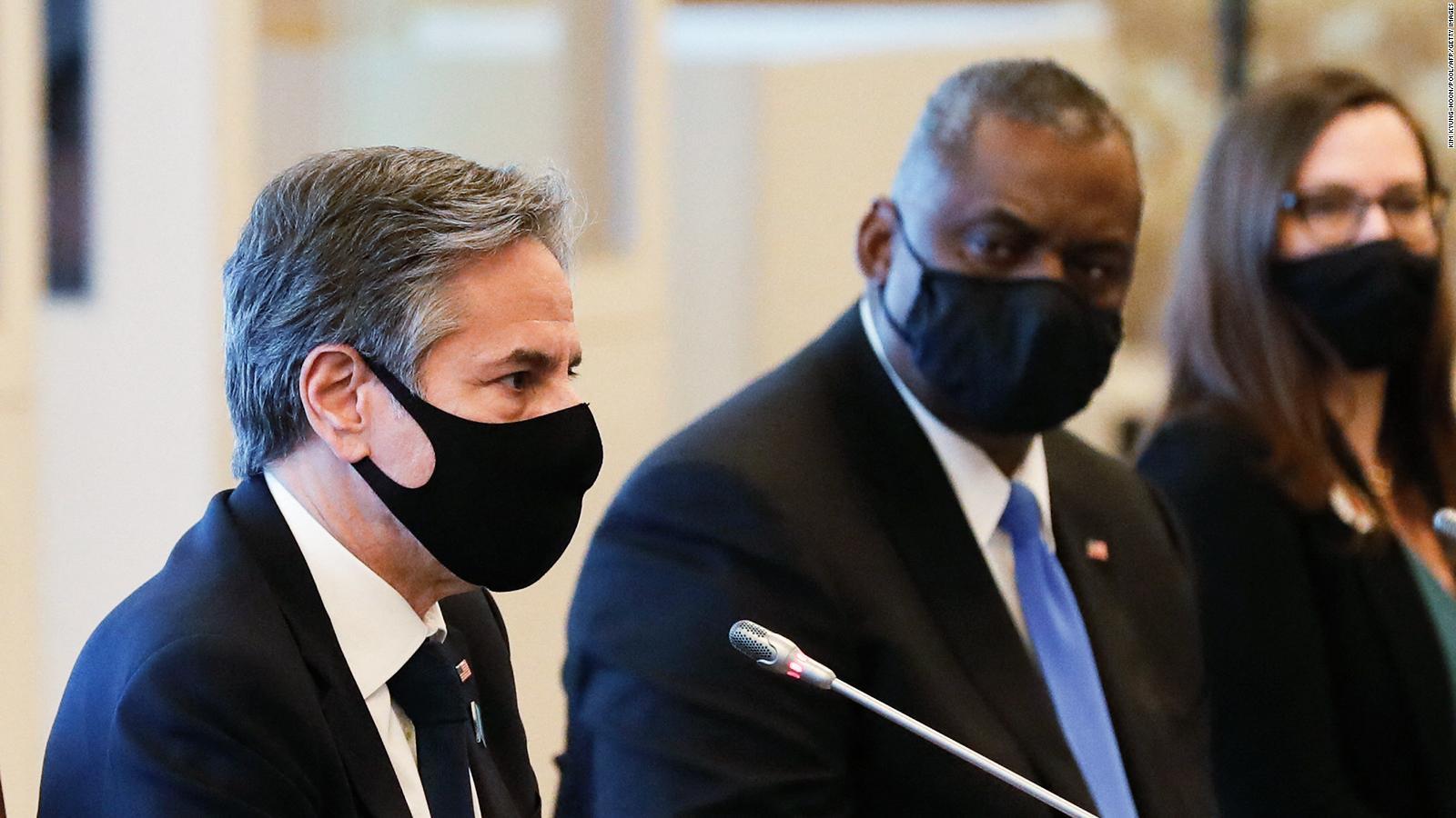 US-Sanktionen gegen 24 Hongkonger und chinesische Beamte vor dem Blinken-Treffen mit Peking