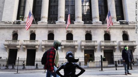 Wall Street's biggest fear isn't Covid. It's inflation