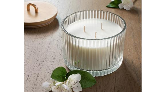 Threshold Designed with Studio McGee 3-Wick Mandarin Orange Blossom Candle