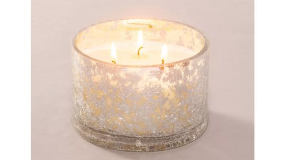 The Collection By Chesapeake Bay 3-Wick Candle Cashmere Plum