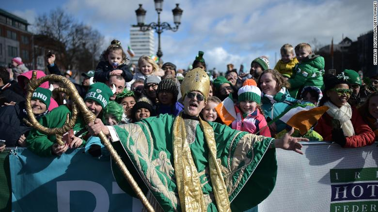 It's not Happy St. Patty's Day, but St. Paddy's Day. Here's why