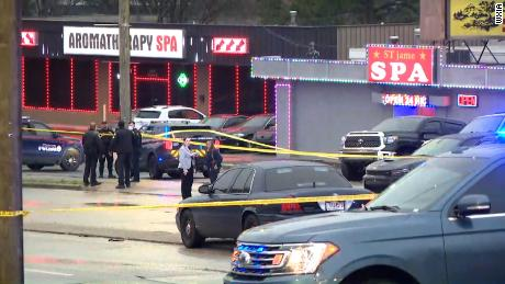 Here's what we know about the metro Atlanta spa shootings that left 8 dead