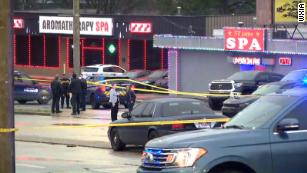 Here's what we know about the metro Atlanta spa shootings