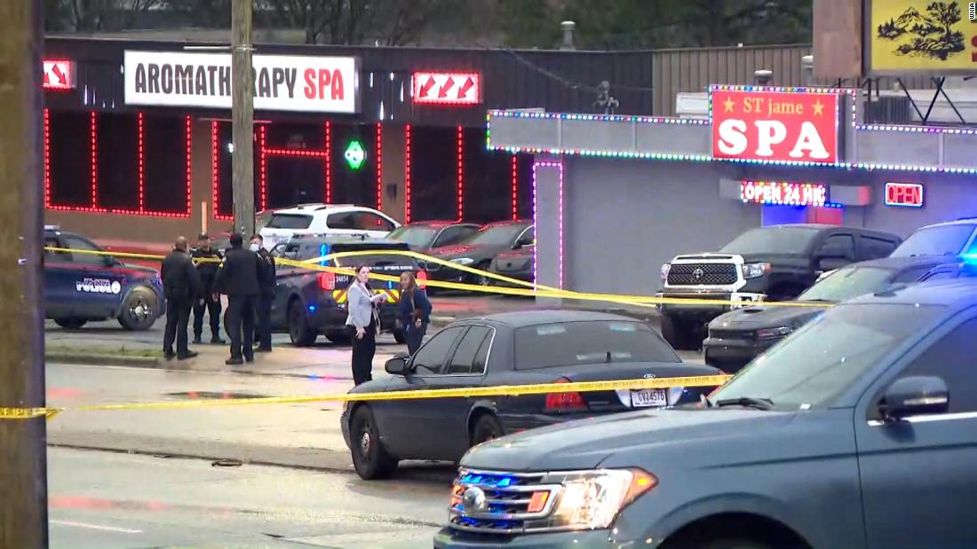 What We Know About The Metro Atlanta Massage Parlor Shootings And The Suspect Cnn
