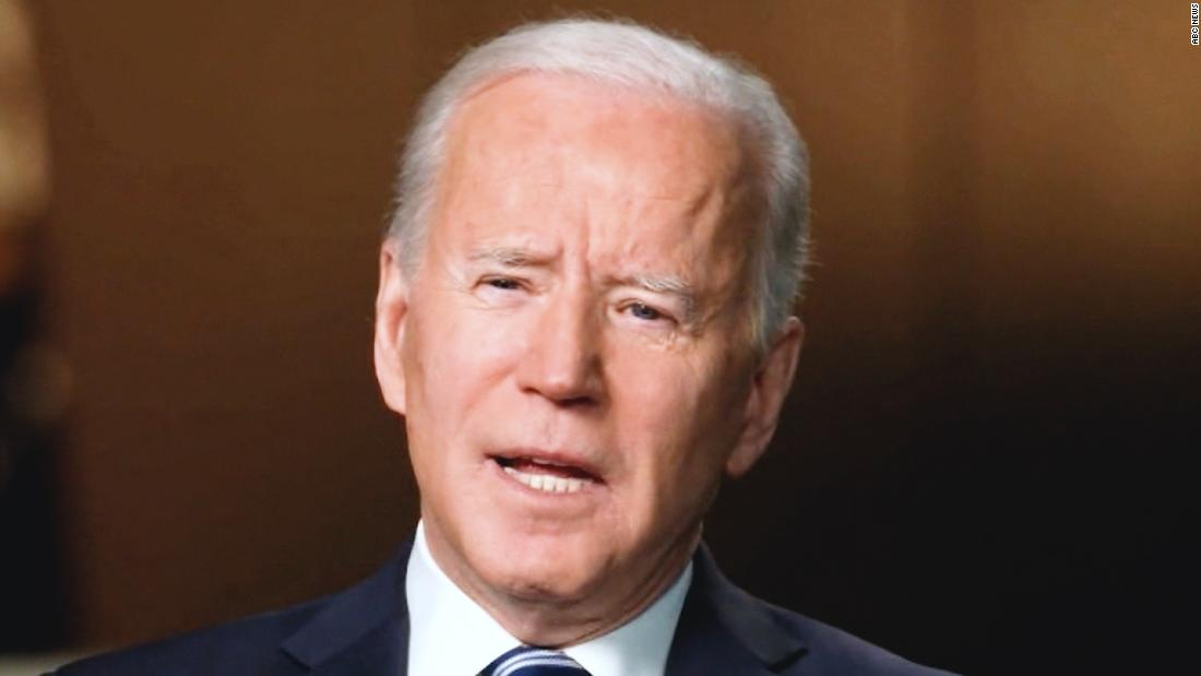 Biden says Gov. Cuomo should resign if allegations are confirmed