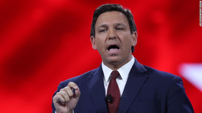 CNN - The numbers show Ron DeSantis' stock is rising