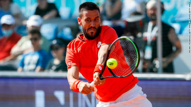 Tennis player Damir Dzumhur faces disciplinary probe, fined for walking off court