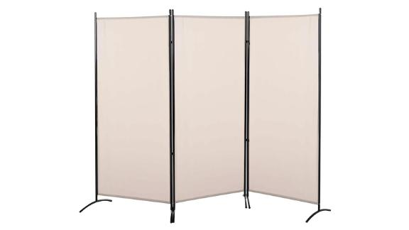 Homcom 3-Panel Folding Screen Room Divider