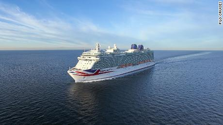 P&O launches UK 'cruises to nowhere' for vaccinated passengers