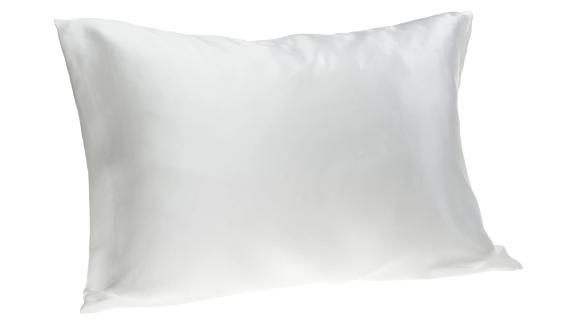 SpaSilk 100% Pure Silk Pillowcase for Hair and Skin Beauty