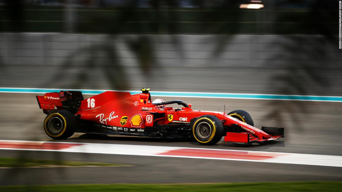 Formula One After Worst Season In Years Can Ferrari Bounce Back In 2021 Cnn