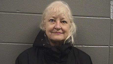 A booking photo of Marilyn Hartman released after her arrest on Tuesday, March 16.
