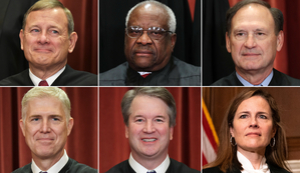 Major 6-3 rulings foreshadow a sharper Supreme Court right turn
