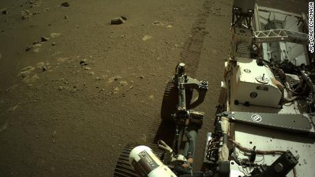 Ouça as rodas do Mars rover colidindo