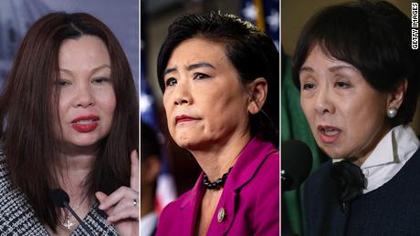 Asian American lawmakers implore Republicans to tone down rhetoric in wake of attacks