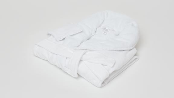 Modernist x Gravity Weighted Terry Cloth Robe
