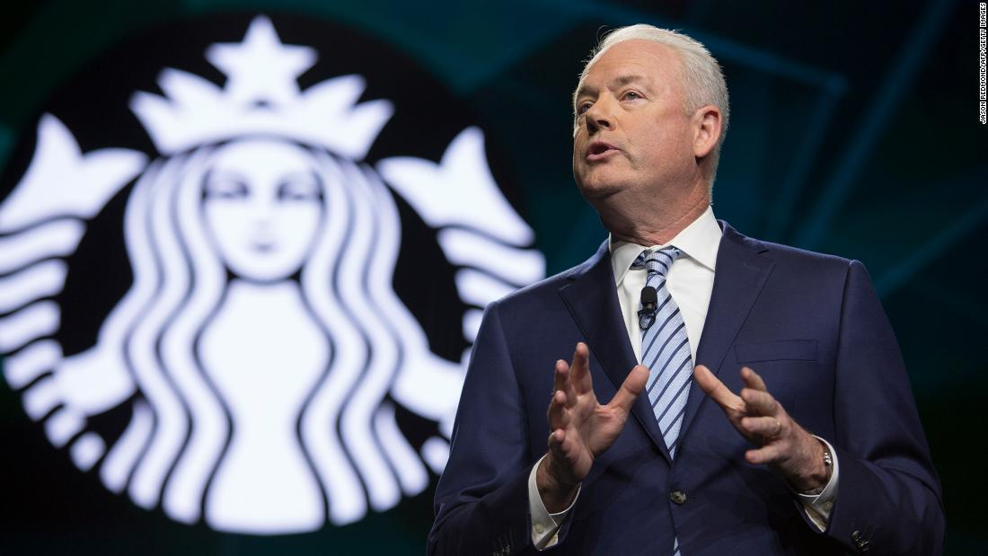 Starbucks shareholders reject CEO pay proposal in rare move  image