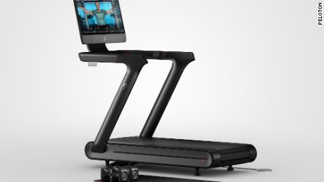 The Peloton Tread+.