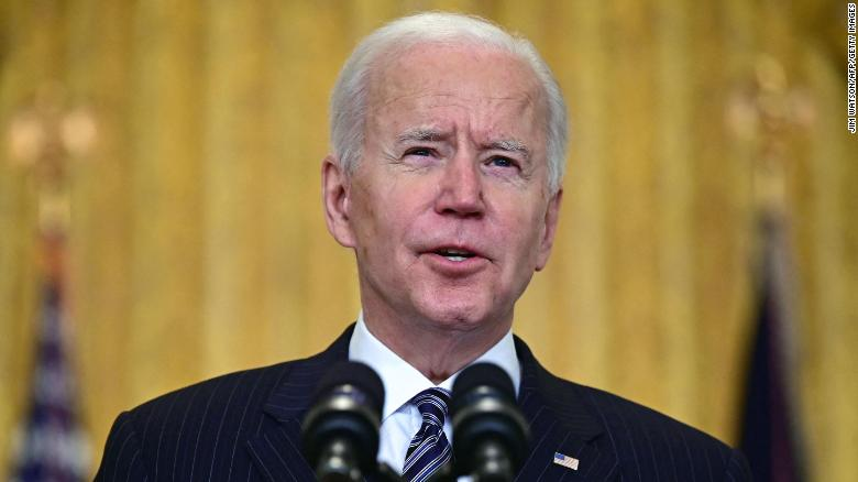Biden so far avoids talking gun reform post-Atlanta shooting