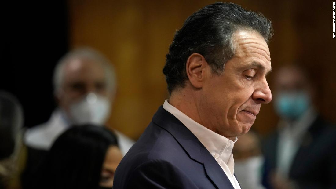 Analysis: 65% of Democrats wanted Eliot Spitzer to resign after his sex scandal, but only 23% want Cuomo out