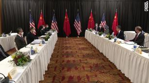 Chinese calls US 'condescending' in its tone in high-level meeting