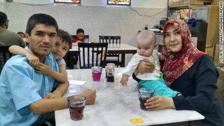 """China calls these Uyghur parents """"terrorists"""" without evidence.  But they say they just wanna be with their kids again"""