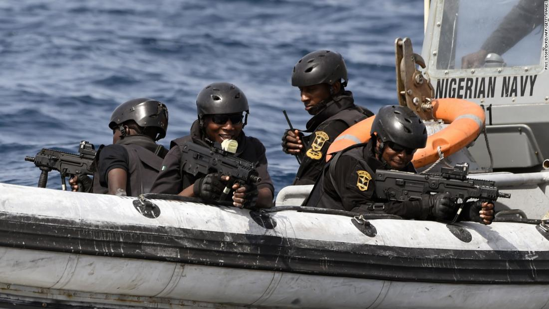 Indian sailors are being caught in a piracy boom off West Africa. One captain held hostage shares his story