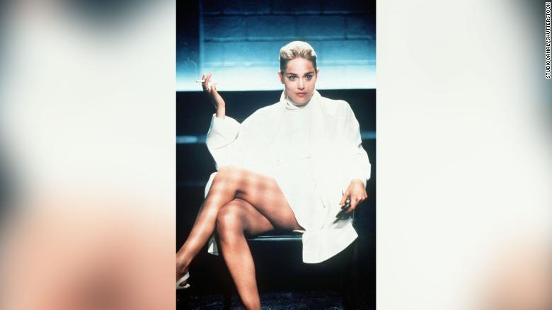 Sharon Stone says she was misled about explicit interrogation scene in 'Basic Instinct' — Vanity Fair
