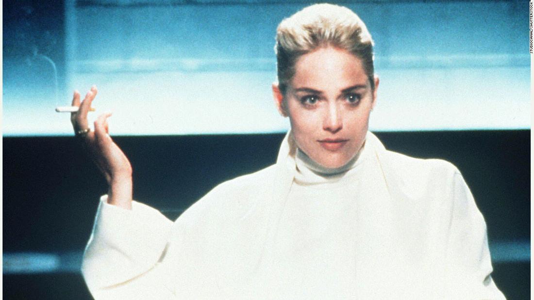 Sharon Stone says she was misled about explicit interrogation scene in 'Basic Instinct' — Vanity Fair – CNN