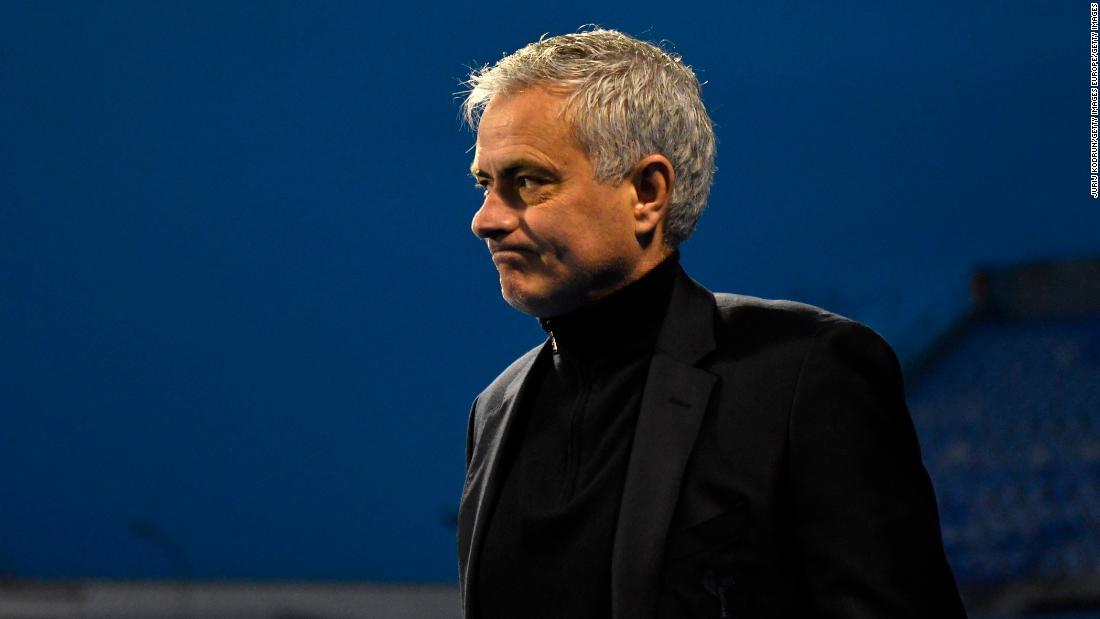 Jose Mourinho named new AS Roma coach