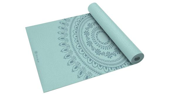 Gaiam Extra Thick Premium 6mm Yoga Mat