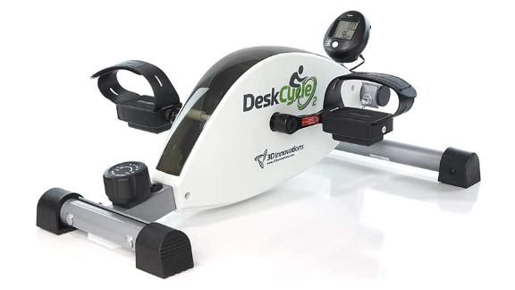 DeskCycle 2 Under Desk Bike Pedal Exerciser