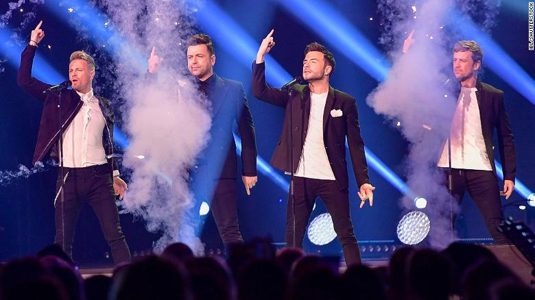 Westlife will play Wembley Stadium in August after signing new album deal