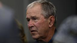 George W. Bush warns GOP: This says we basically want to be extinct – CNN Video
