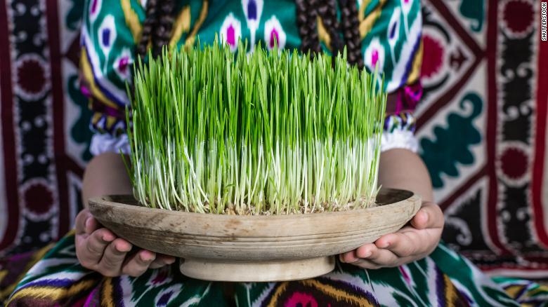 Celebrate Persian New Year with green recipes and spring cleaning