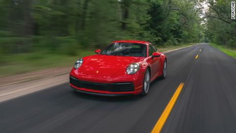 Why the 911 will be last the Porsche model to go electric